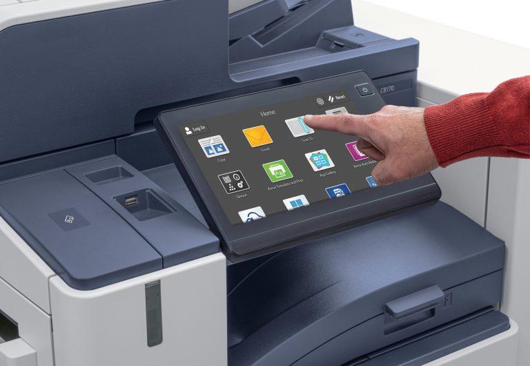 Xerox image photocopier C8170